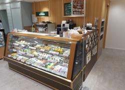 コーヒーケーキショップ美鈴 棒二森屋店 店舗写真