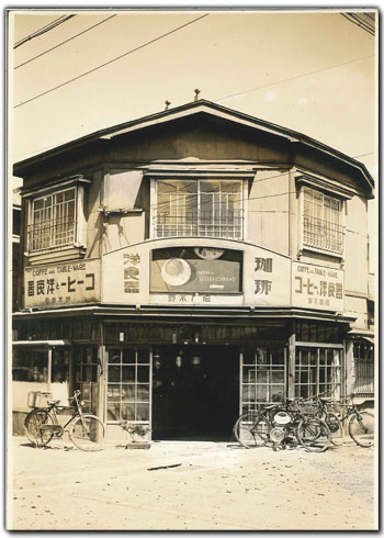 創業当時の鈴木商店(函館 栄町)